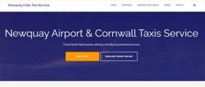 newquay cabs image