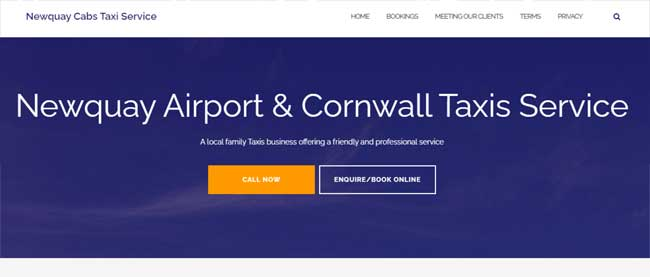 Newquay Cabs